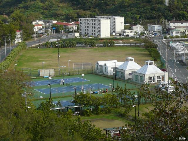 Okumura athletic ground