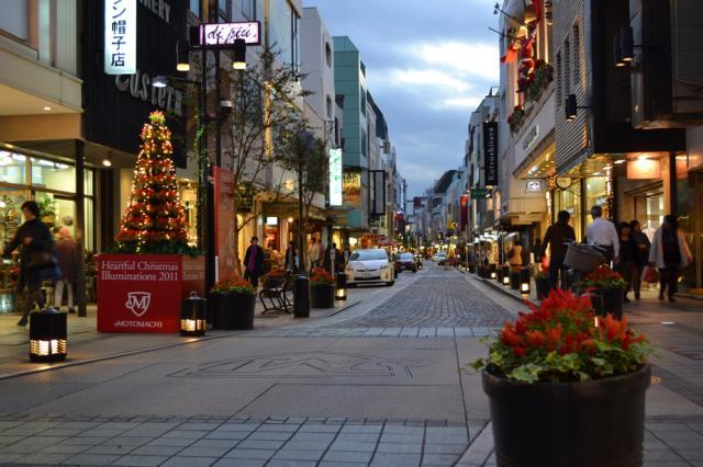 元町トゥインクルクリスマス2018