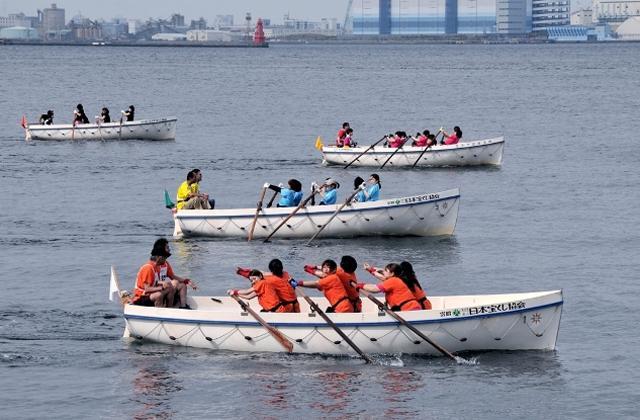 【2021年中止】第38回 横浜港カッターレース