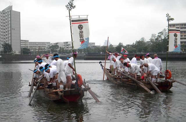 富岡八幡祇園舟