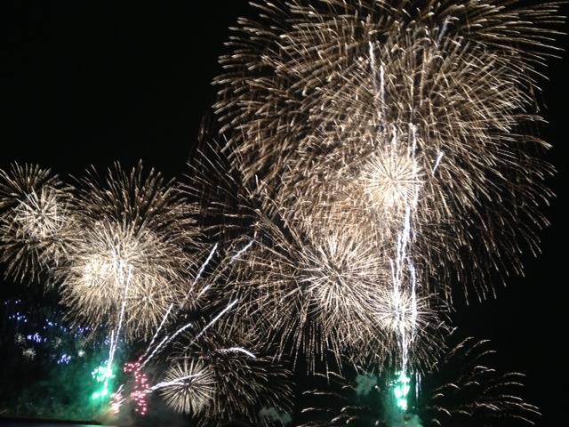 2020年中止 ふじさわ江の島花火大会