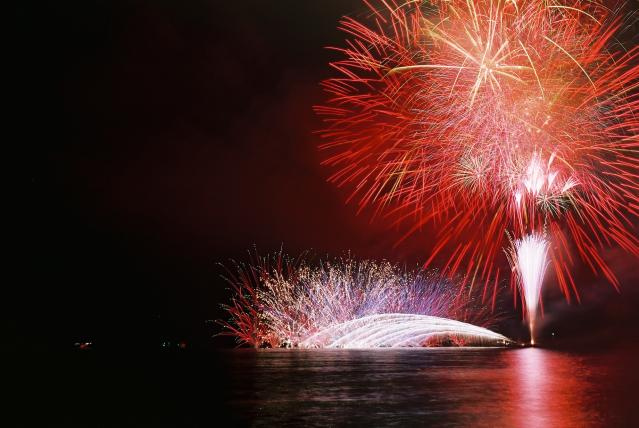 【2021年中止】第47回サザンビーチちがさき花火大会