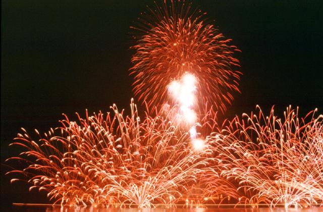 三浦海岸納涼まつり花火大会