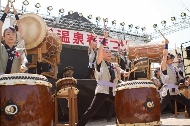 【2021年開催中止】鶴巻温泉春まつり
