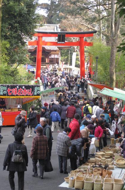 白笹稲荷初午祭