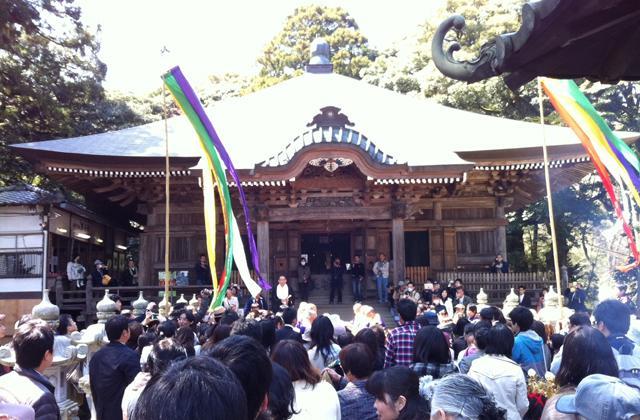 飯山観音例大祭