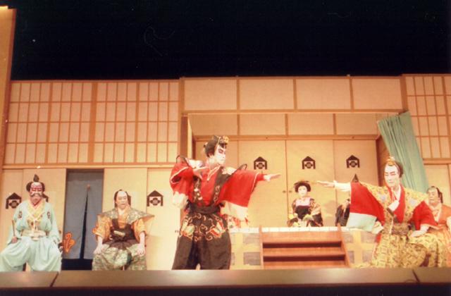 海老名大谷歌舞伎