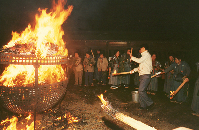 清浄鎮火祭