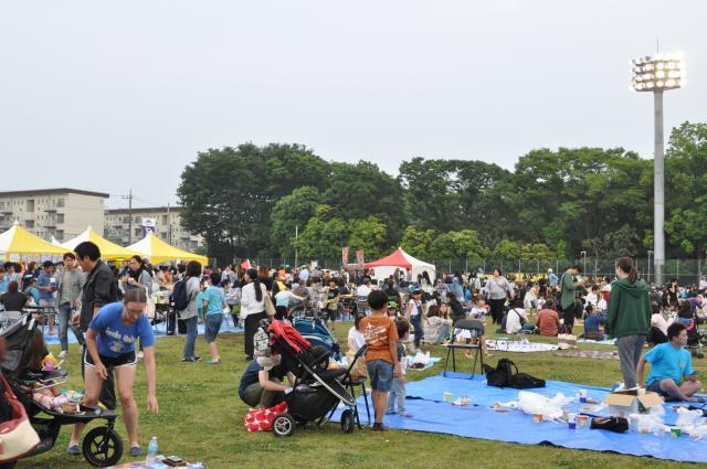 光・食・文化の祭典 ~Ayase Base side Festival~