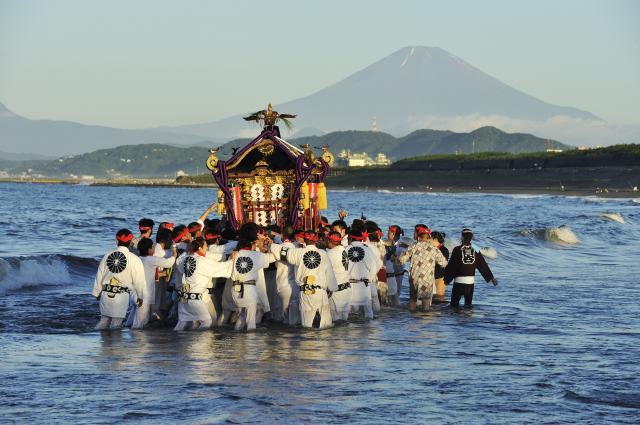 【2021年中止】浜降祭(神奈川県寒川町)