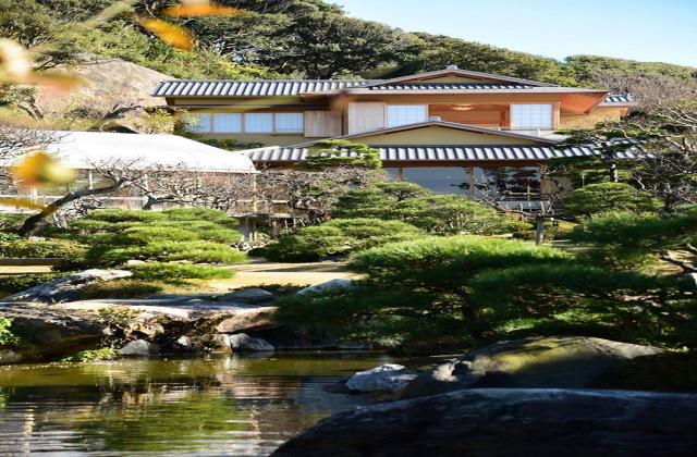 旧吉田茂邸(大磯町郷土資料館別館)
