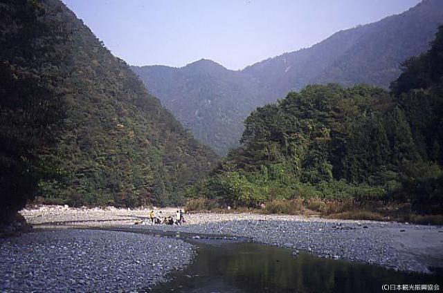 u shin valley must see japan yamakita machi japanese sightseeing
