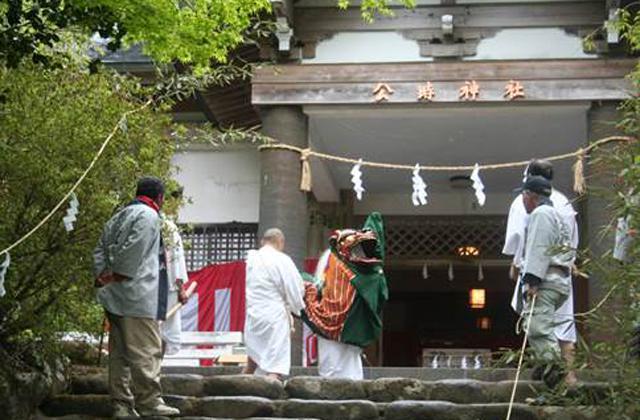 公時神社例大祭 公時まつり
