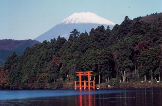 芦ノ湖(体験観光)