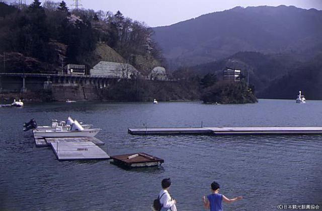 県立相模湖漕艇場
