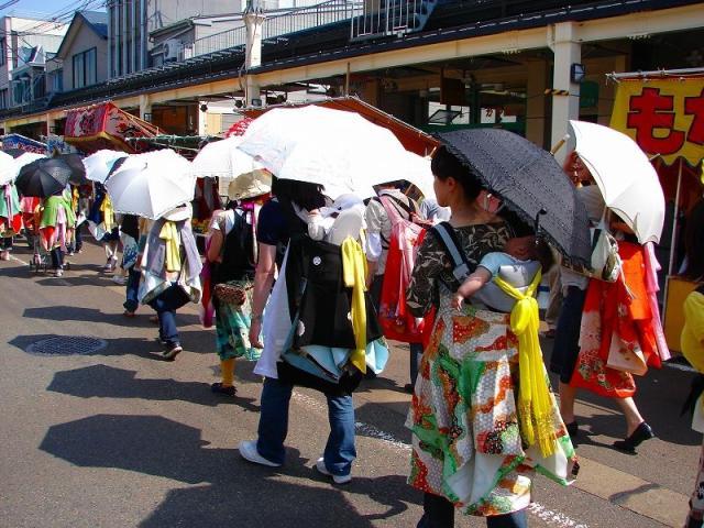 <開催中止>青海神社春季祭礼(加茂まつり)