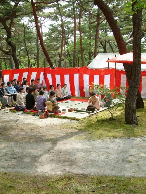 【2021年開催中止】お幕場茶会