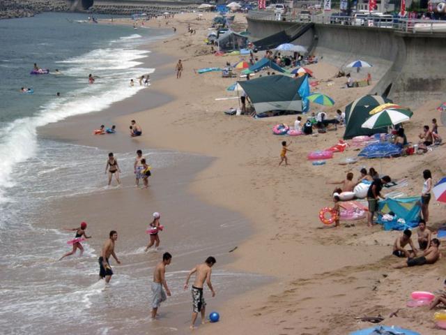 今川海水浴場