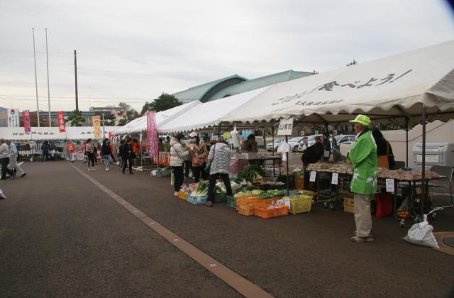 【2021年開催中止】農業祭(村松会場)