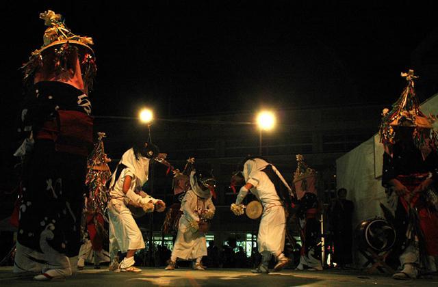 北田野浦祭り