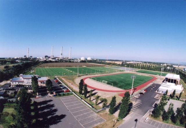 新潟聖籠スポーツセンター(アルビレッジ)