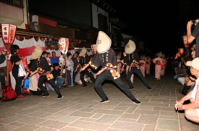 おわら風の盆前夜祭