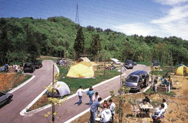 高岡二上山キャンプ場