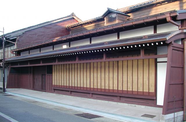 滑川宿場回廊