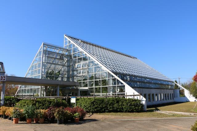 富山県花総合センター(エレガガーデン)