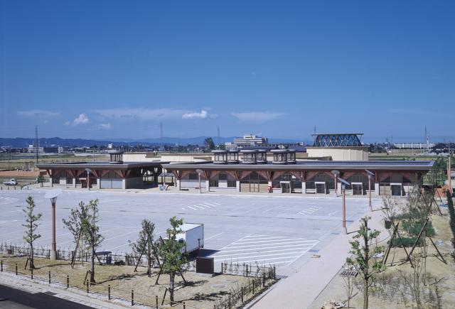 道の駅カモンパーク新湊