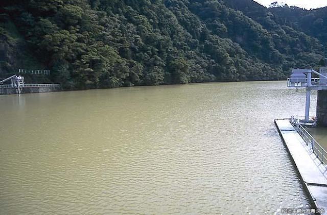 舟戶水壩湖