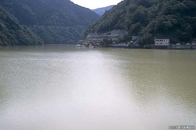 小牧水壩湖