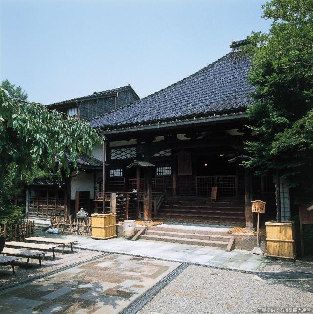 妙立寺(通称・忍者寺)