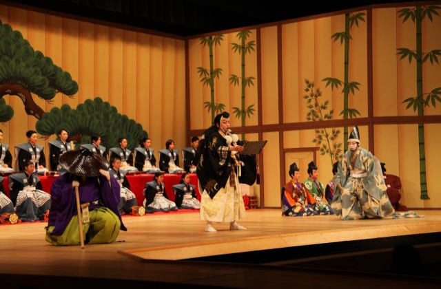 第22回日本こども歌舞伎まつりin小松