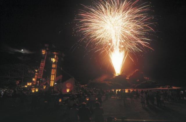 曽々木大祭