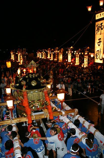 能登キリコ祭り「輪島大祭」