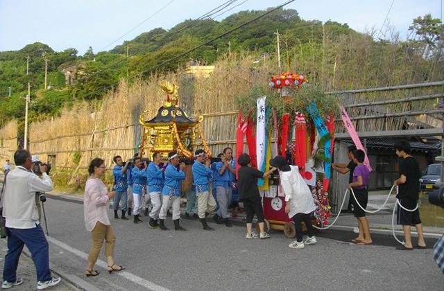 大沢夏祭り