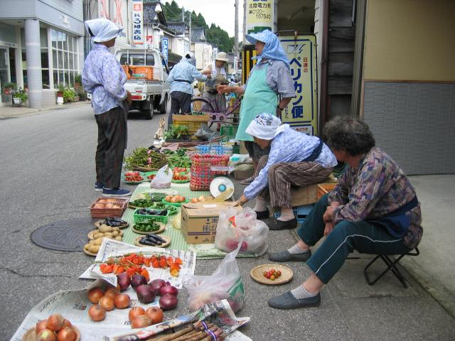 Morning market of 2.7
