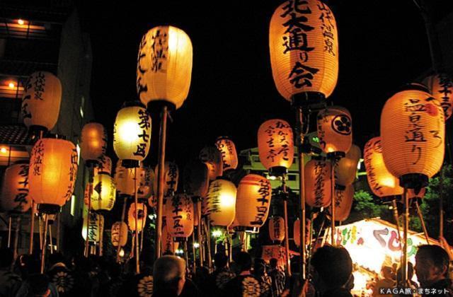 菖蒲湯祭り(山代温泉)