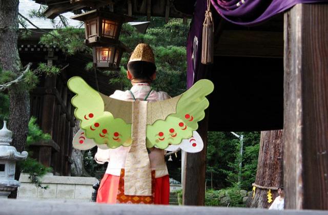 天神講(蝶の舞)
