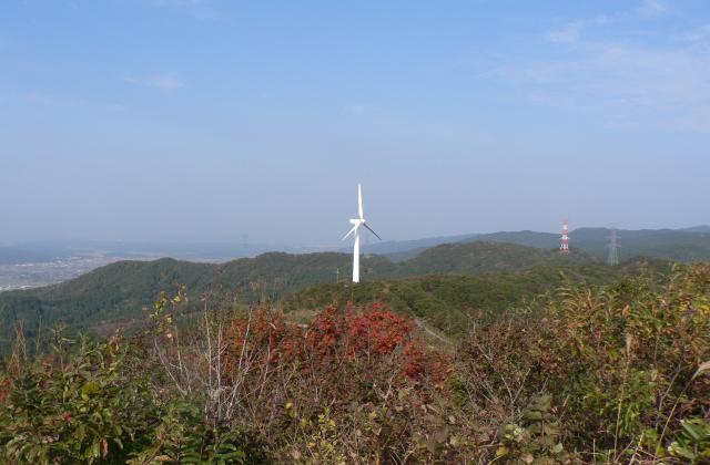 碁石ケ峰ハイキングコース