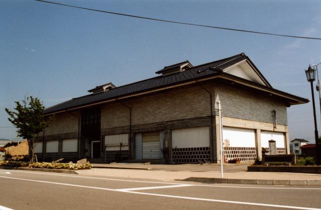 羽咋市歴史民俗資料館
