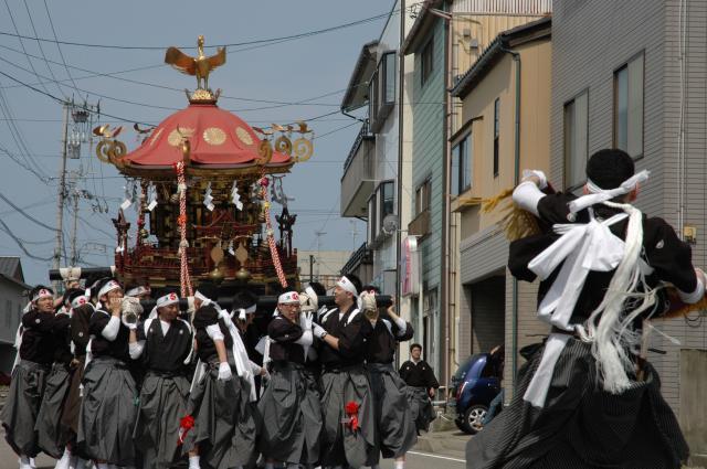 美川おかえり祭り