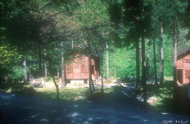 県民の森キャンプ場(石川県加賀市)