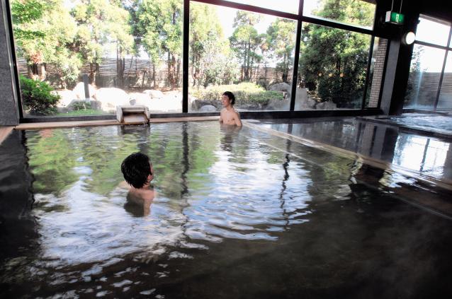 川北温泉「ふれあいの湯」