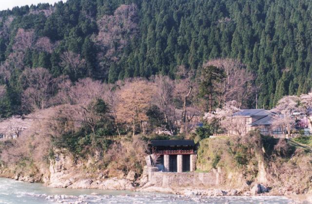 七ケ用水大水門