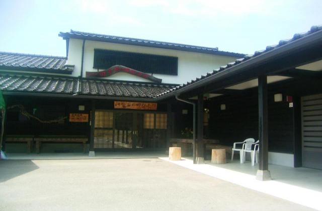 河合谷の郷即売所