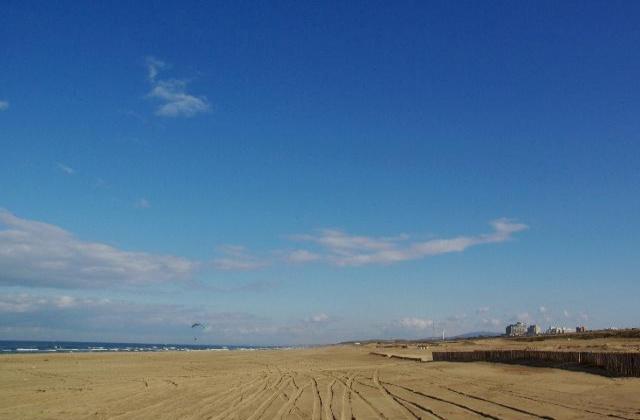広大な砂丘が広がります