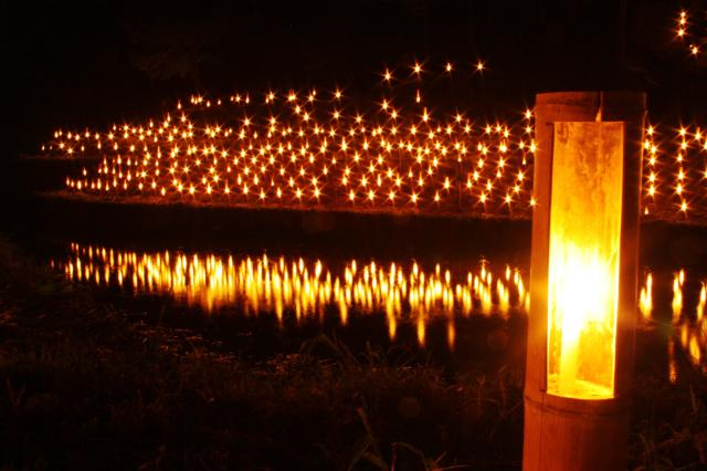 長田萬燈祭
