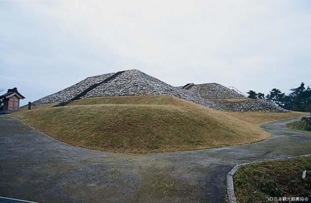 神社古墳國家指定古跡雨群落